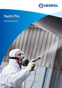 Hempel Yacht PRO Katalog